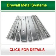 Drywall Metal Systems