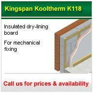 call us for the latest special offers on K118