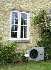 exterior cooling fan